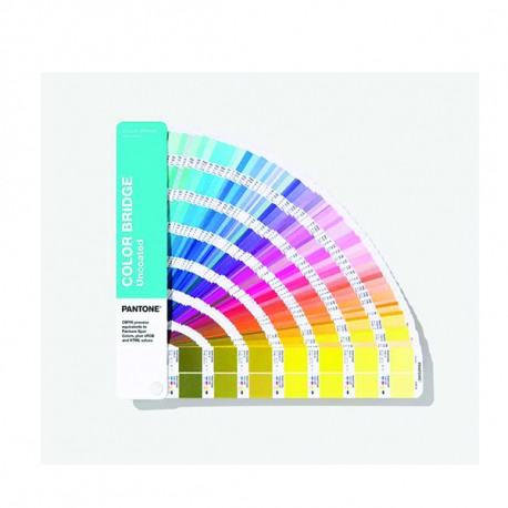 PANTONE COLOR BRIDGE GUIDE UNCOATED Miglior Prezzo