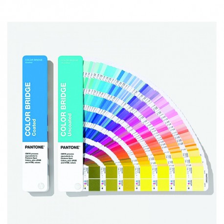 PANTONE COLOR BRIDGE GUIDE SET COATED & UNCOATED Shop Online