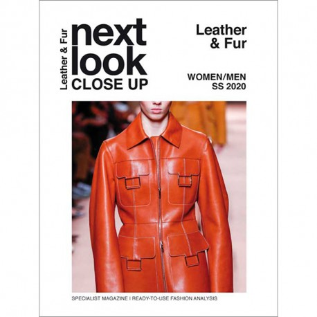 NEXT LOOK CLOSE UP WOMEN- MEN LEATHER & FUR 07 SS 2020 Miglior