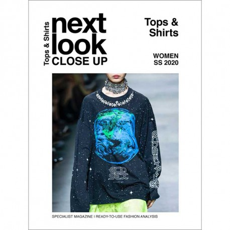 NEXT LOOK CLOSE UP WOMEN TOPS & T-SHIRTS 07 SS 2020 Miglior