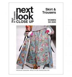 NEXT LOOK CLOSE UP WOMEN SKIRT & TROUSERS 07 SS 2020 Shop Online