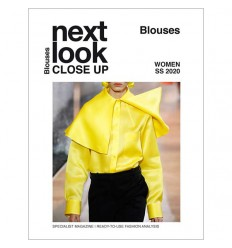 NEXT LOOK CLOSE UP WOMEN BLOUSES 07 SS 2020 Miglior Prezzo