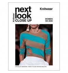 NEXT LOOK CLOSE UP WOMEN KNITWEAR 07 SS 2020 Miglior Prezzo