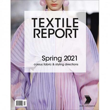 TEXTILE REPORT 1-2020 SPRING 2021 Miglior Prezzo