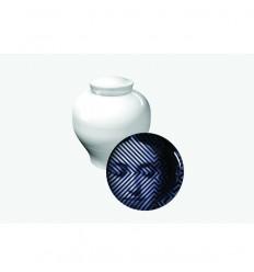 Ibride Vase Osorio Yuan White Shop Online