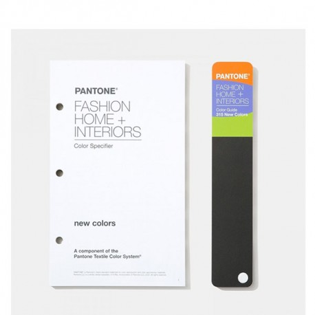 PANTONE FHI COLOR SPECIFIER + GUIDE SET SUPPLEMENTSUPPLEMENT