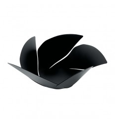 ALESSI FRUIT HOLDER. SUPER BLACK. TWIST AGAIN
