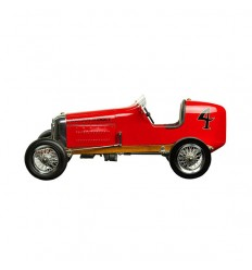 AUTHENTIC MODELS AUTO BANTAM MIDGET SPINDIZZY RED