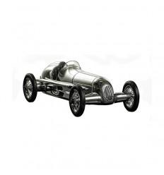 AUTHENTIC MODELS SILBERPFEIL MODEL CAR Shop Online