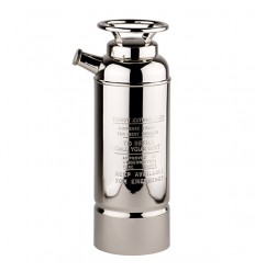 AUTHENTIC MODELS FIRE EXTINGUISHER COCKTAIL SHAKER