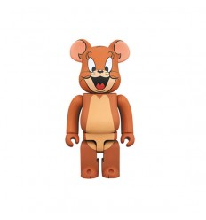 BEARBRICK 400% TOM AND JERRY JERRY