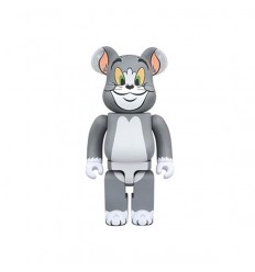 BEARBRICK 400% TOM AND JERRY TOM