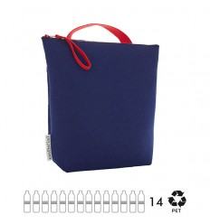 ESSENT'IAL zainetto pannetto blu recycled bottles Miglior Prezzo