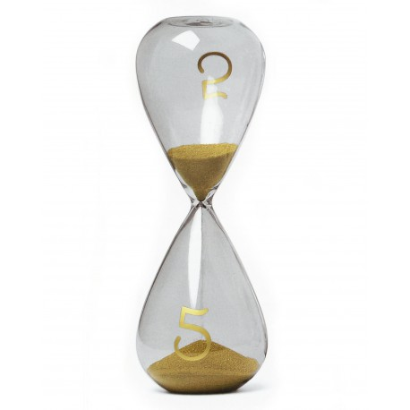 SI-TIME HOURGLASS 5 MIN SELETTI Shop Online