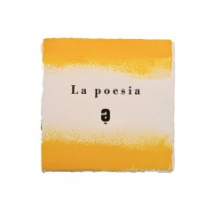 LA POESIA E' - EDITORIAL BROCHURE