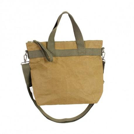 ESSENT'IAL Size XL Shoulder Bag Grey