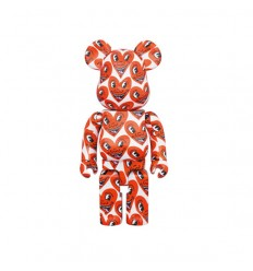1000% Bearbrick JEAN-MICHEL BASQUIAT 6