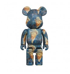 1000% Bearbrick VAN GOGH SELF PORTRAIT