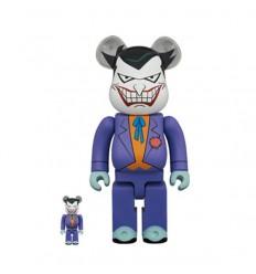 400% & 100% BEARBRICK BATMAN THE ANIMATED SERIES THE JOKER Shop