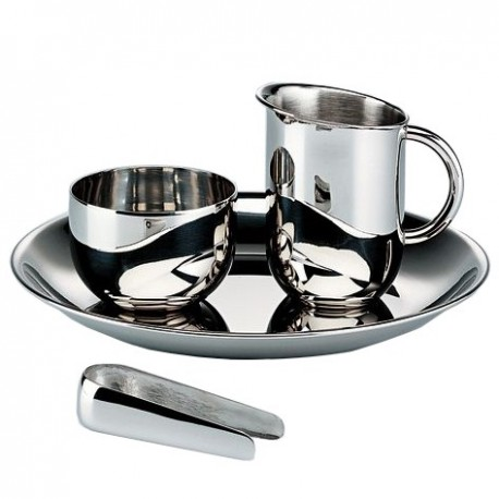 BAUHAUS ARCHIV SUGAR AND CREAM SET ALESSI Shop Online