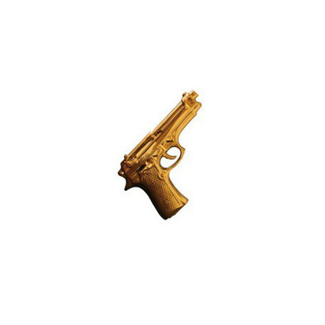 LA MIA PISTOLA LIMITED GOLD EDITION SELETTI