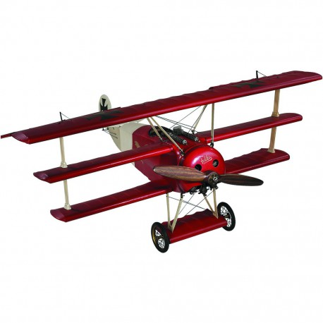 FOKKER TRIPLANE (RED BARON) MEDIUM