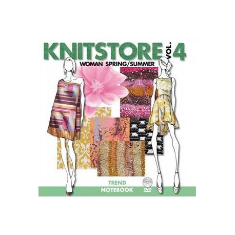 KNITSTORE WOMAN VOL 4 S-S 2013 Shop Online
