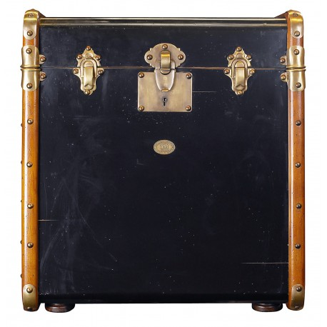 STATEROOM END TABLE, BLACK Shop Online