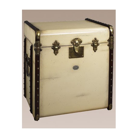STATEROOM END TABLE, IVORY Shop Online