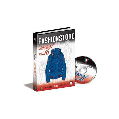 Fashionstore - Jacket Vol. 16 + DVD
