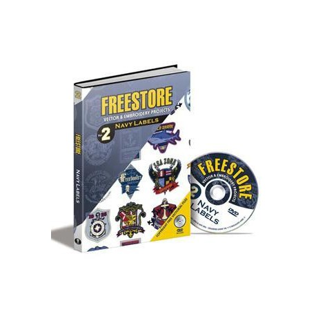 Free Store Vol. 2 Navy Labels incl.DVD