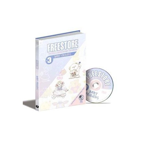 Free Store Vol. 3 - Baby Friends + DVD Shop Online