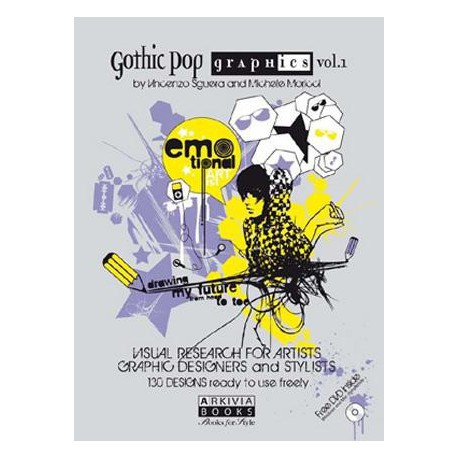 Gothic Pop Graphics Vol. 1 HC Shop Online