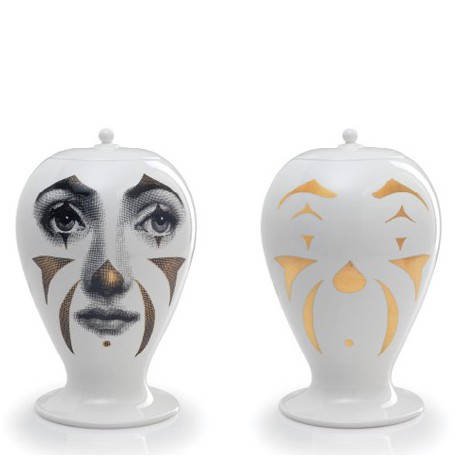 CLOWN FORNASETTI VASE Shop Online