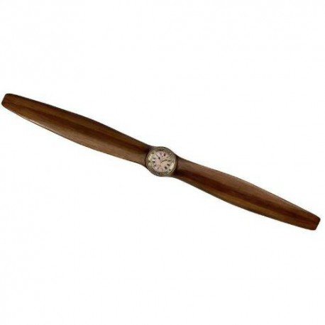 WWI LAMINATED PROPELLER WITH CLOCK Shop Online