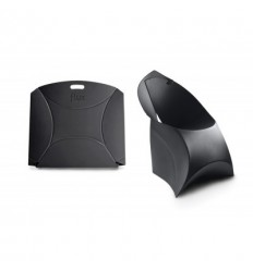 FLUX CHAIR - JET BLACK Shop Online