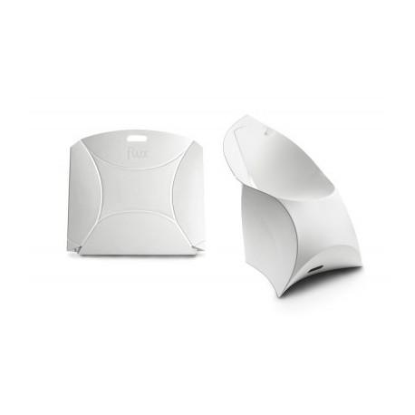 FLUX CHAIR - PURE WHITE Shop Online