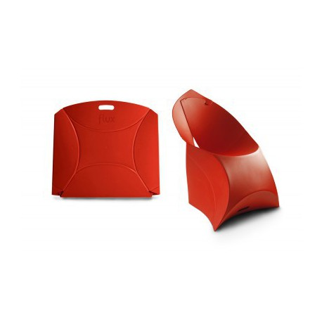 FLUX CHAIR - CLASSIC RED Shop Online