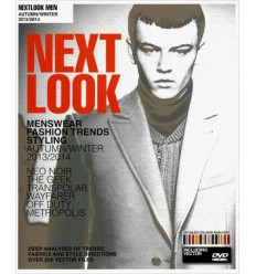 NEXT LOOK MENSWEAR no. 1/2012 FASHION TRENDS STYLING A/W 2013/2014