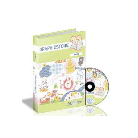 Graphicstore - Vol. 23 Baby + DVD