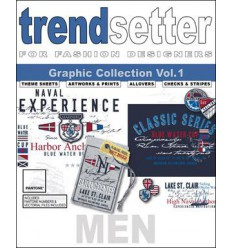 Trendsetter - Men Graphic Collection Vol. 1 incl. DVD Shop