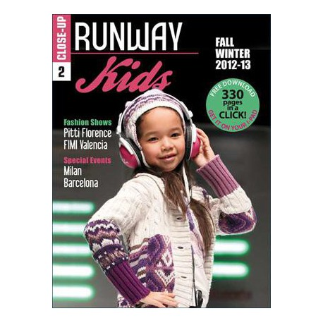Close-Up Runway Kids no. 02 A/W 2012/2013 Miglior Prezzo