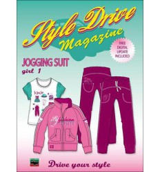 Stile Drive Magazine Jogging Suit Girl no. 1