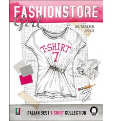 Fashionstore - Girl T-Shirt Vol. 7 + DVD Shop Online