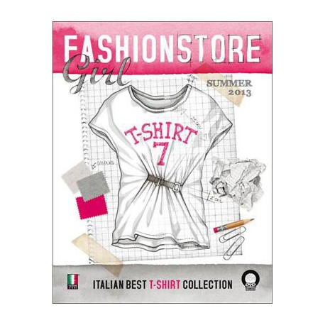 Fashionstore - Girl T-Shirt Volume. 7 + DVD