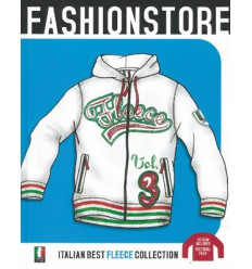 Fashionstore - Fleece Coll. - Vol. 3 + CD Rom Miglior Prezzo