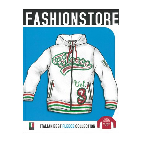 Fashionstore - Fleece Coll. - Vol. 3 + CD Rom Shop Online