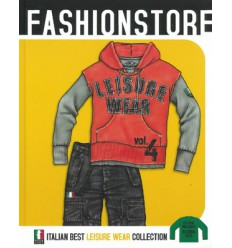 Fashionstore - Leisure Wear - Vol. 4 + CD Rom Miglior Prezzo