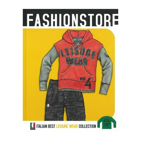 Fashionstore - Leisure Wear - Volume. 4 + CD Rom