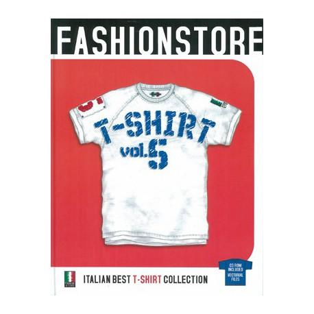 Fashionstore - T-Shirt - Vol. 5 + CD Rom Miglior Prezzo